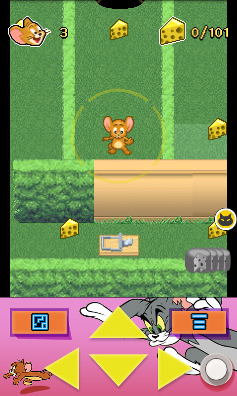 Tom & Jerry Mouse Maze for Android