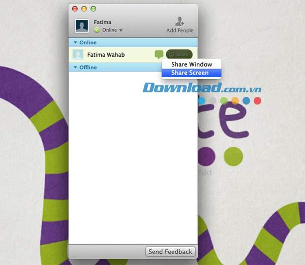 Screenhero for Mac