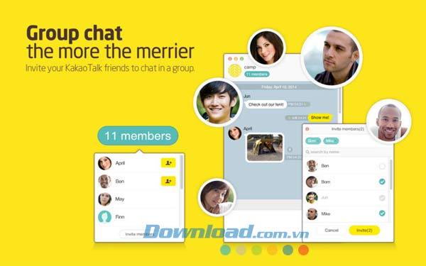 KakaoTalk Messenger for Mac