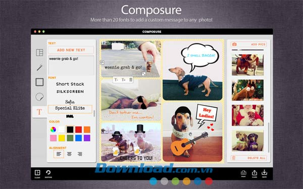 Composure for Mac