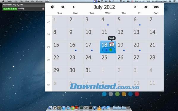 Calendar for Mac