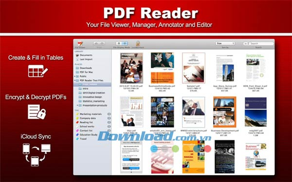 PDF Readerf for Mac