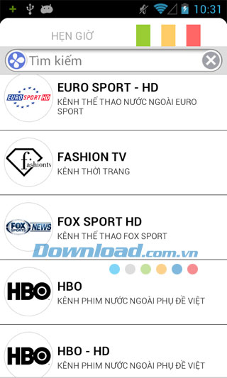 Xem TV Pro for Android