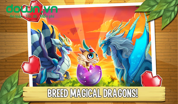 Dragon City for iOS