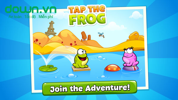 Game Tap the Frog cho Android