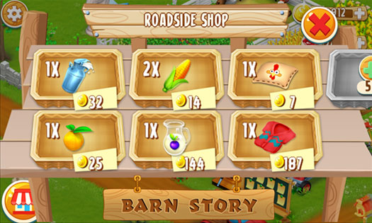 AE Barn Story cho Windows Phone