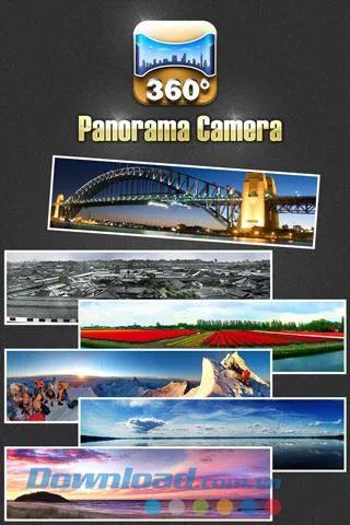 Panorama Camera 360 cho Android