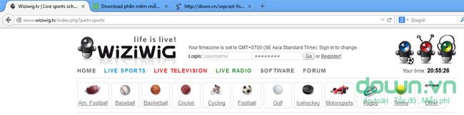 Xem bóng đá trực tuyến
