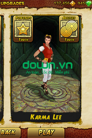 Temple Run 2 cho Android