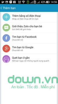 Zalo for Android