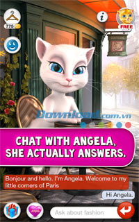 Talking Angela cho Android