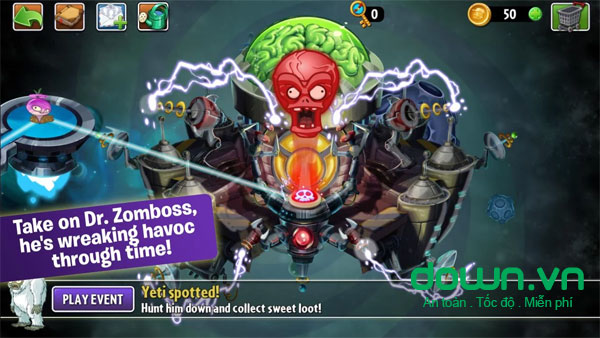 Plants Vs. Zombies cho Android