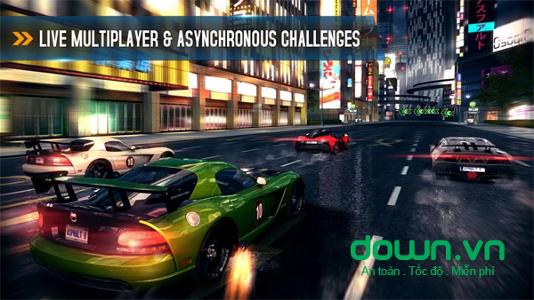 Asphalt 8: Airborne cho Android