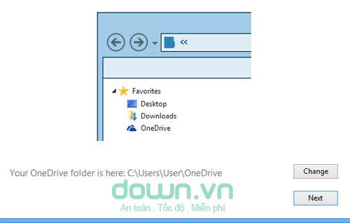 Hướng dẫn cài đặt OneDrive trên Windows