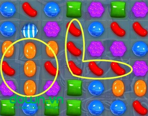 Candy Crush Saga cho Android