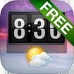 Flip Clock Free cho iPad