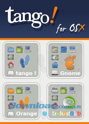 Tango cho Mac