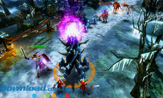 Heroes of Order & Chaos cho Windows Phone