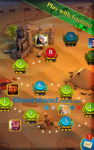 Pyramid Solitaire Saga cho Android