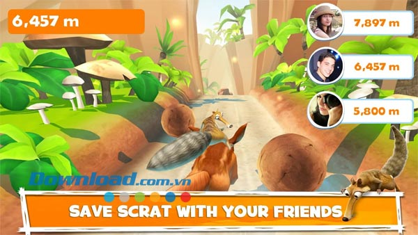 Ice Age Adventures cho Android