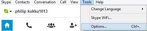 Cách khắc phục lỗi Font chữ trên Skype