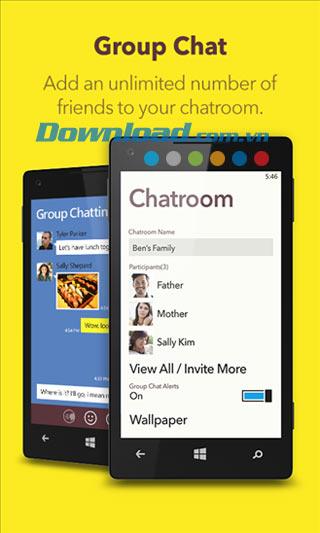 KakaoTalk cho Windows Phone