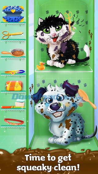 Messy Pet Mania: Muddy Adventures cho iOS