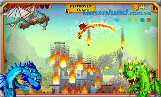 Dragon Revenge cho Windows Phone