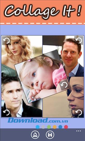 Photowesome cho Windows Phone