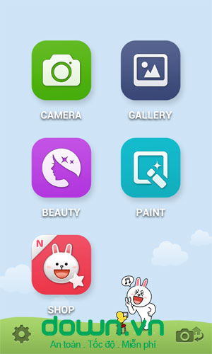 LINE Camera cho Android