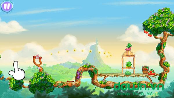 Angry Birds Stella cho iOS