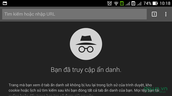 Chrome Browser cho Android