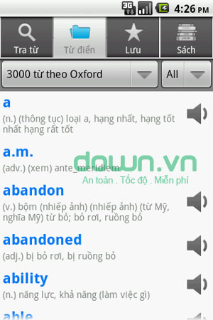 Vlook cho Android