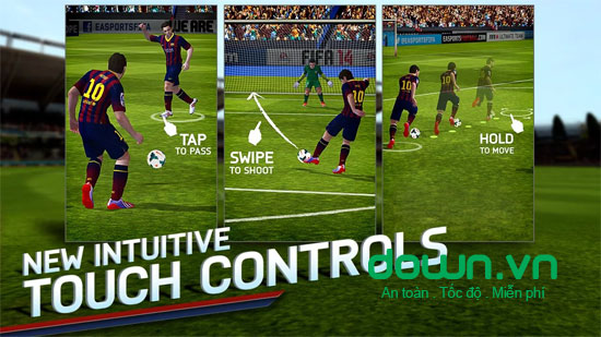 FIFA 14 by EA Sports cho Android
