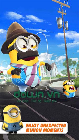 Despicable Me: Minion Rush cho iOS