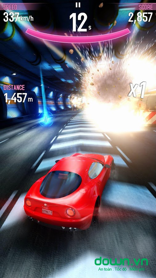 Asphalt Overdrive cho Android