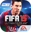 FIFA 15 Ultimate Team cho iOS