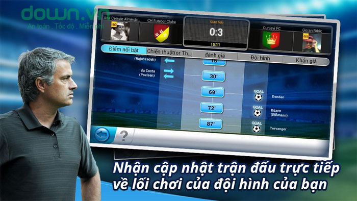 Top Eleven cho Android