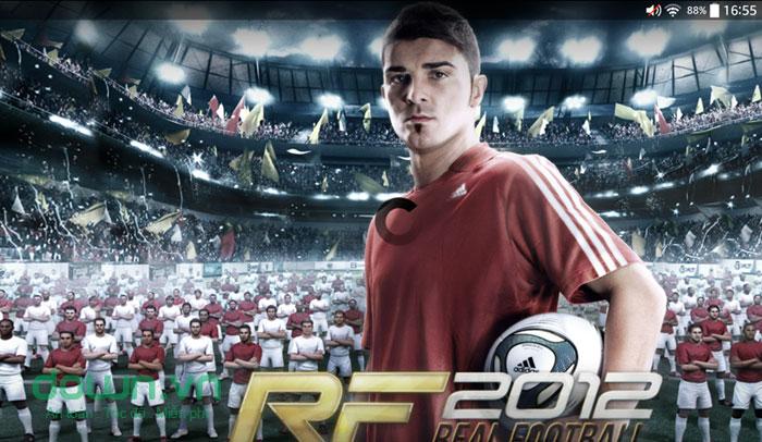 Real Football 2012 cho Android