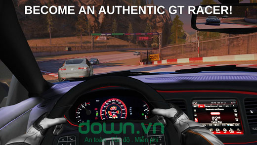 GT Racing 2: The Real Car Experience cho iOS