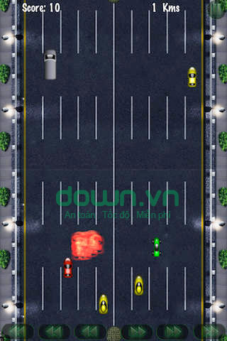 How Far Can You Drive Lite cho iOS