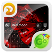 Red moon GO Keyboard cho Android