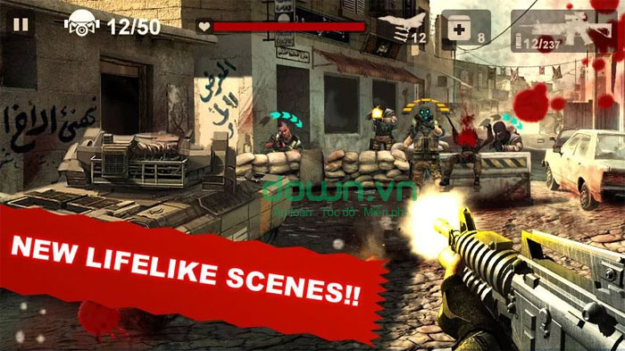 SWAT: End War cho Android