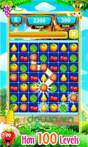 Fruit Link Saga