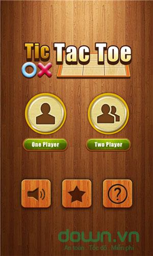 Tic Tac Toe cho Windows Phone