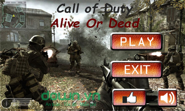 Call Of Duty: Alive Or Dead 2