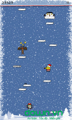 Doodle Jump cho Windows Phone
