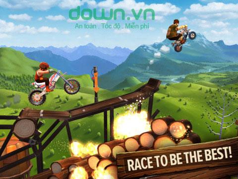 Trials Frontier cho iOS