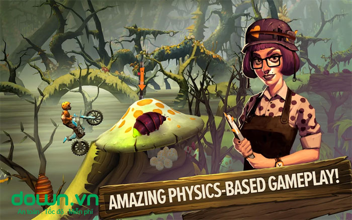 Trials Frontier cho Android