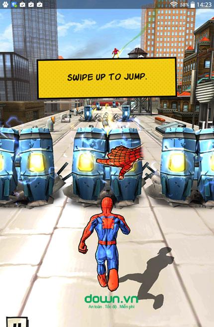 Spider-Man Unlimited cho iOS